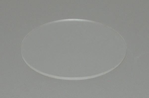 glas km teller vdo kreid/zun 83mm blank 10496