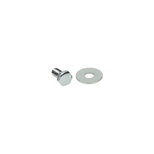 bout + ring bovenplaat kreidler chroom