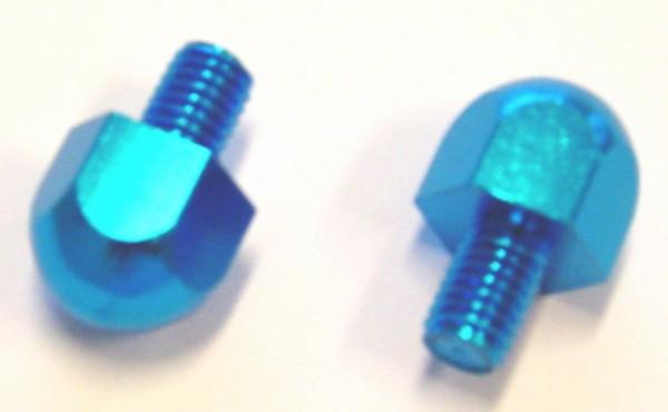boutset ipv spiegel univ m8 blauw alu DMP