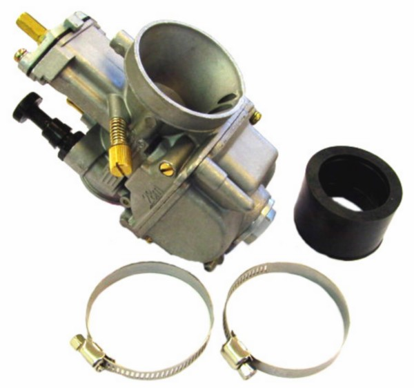 carburateur vlakschuif mod. keihin univ 28mm DMP