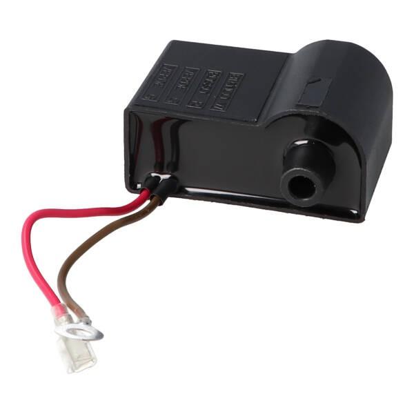 bobine met cdi unit kastje electrische ontsteking (zonder pick up) Tomos a35