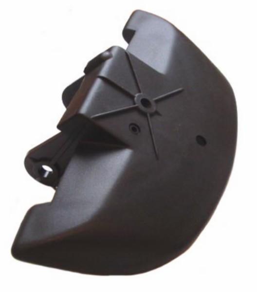 achterspoiler bux/zen zwart orig 730220n