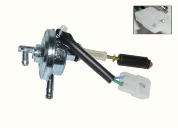 benzinekraan electrisch ludix
