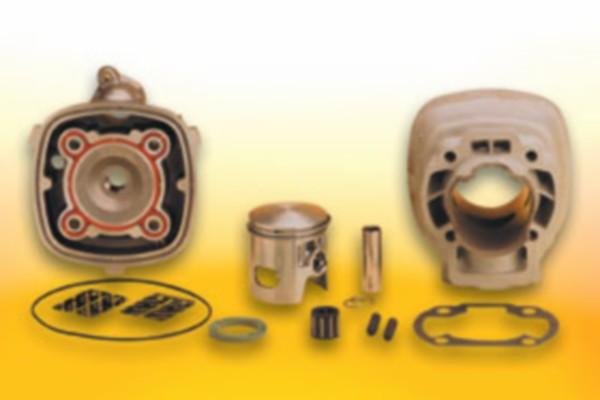 47mm cilinder met cilinderkop voor Peugeot Speedfight