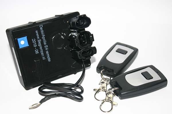 toerenbegrenzer + afstandsbediening euro 4 cdi sen/sx50 euro-b