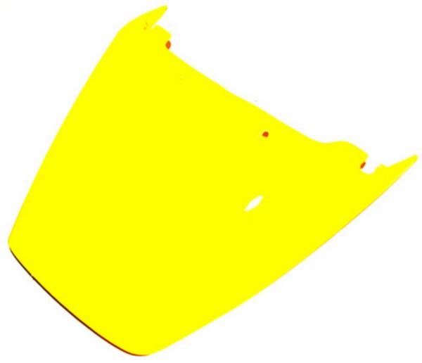 achterscherm buddyseat f12 ac geel italia 70 orig 06310970