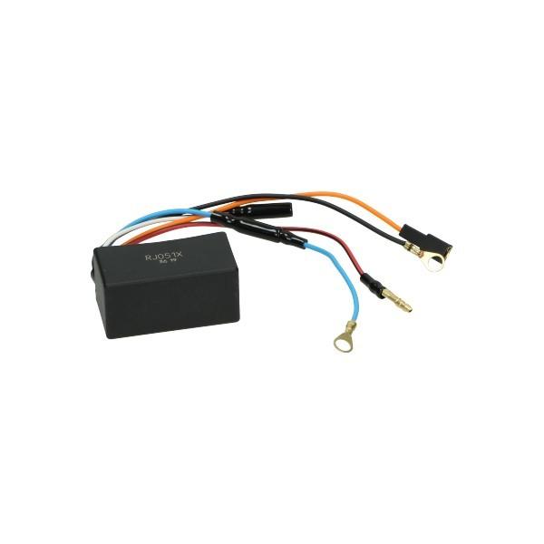 cdi-unit ontsteking binnenrotor piaggio 2t/derbi senda MVT premium