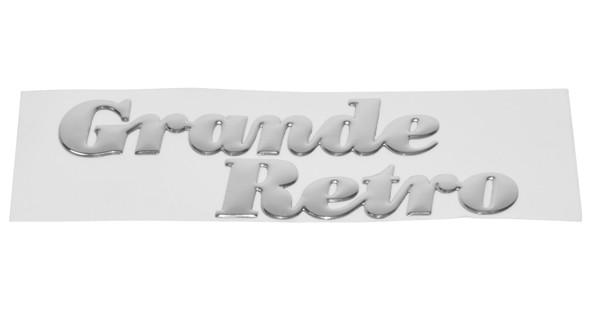 sticker Grande china retro/torino orig 00000003bz 2-delig
